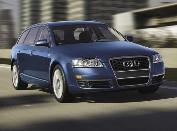 2006 audi a6 wagon car review top speed. Black Bedroom Furniture Sets. Home Design Ideas