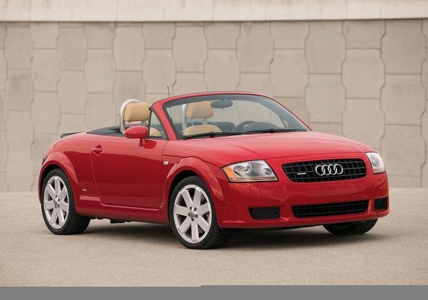 Audi 0 60 >> 2006 Audi TT Review - Top Speed