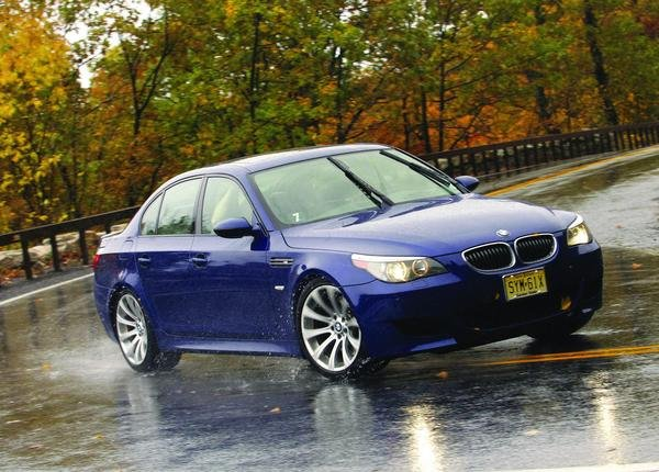 2006 Bmw M5 Car Review Top Speed