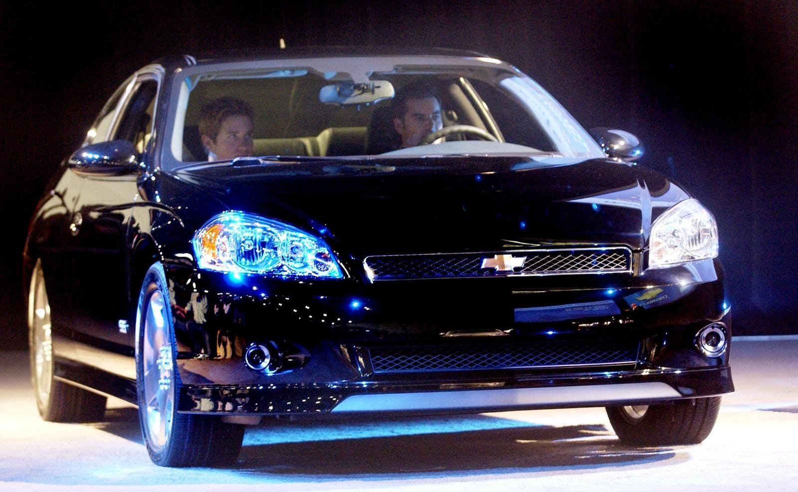 2006 Chevrolet Monte Carlo Review - Top Speed