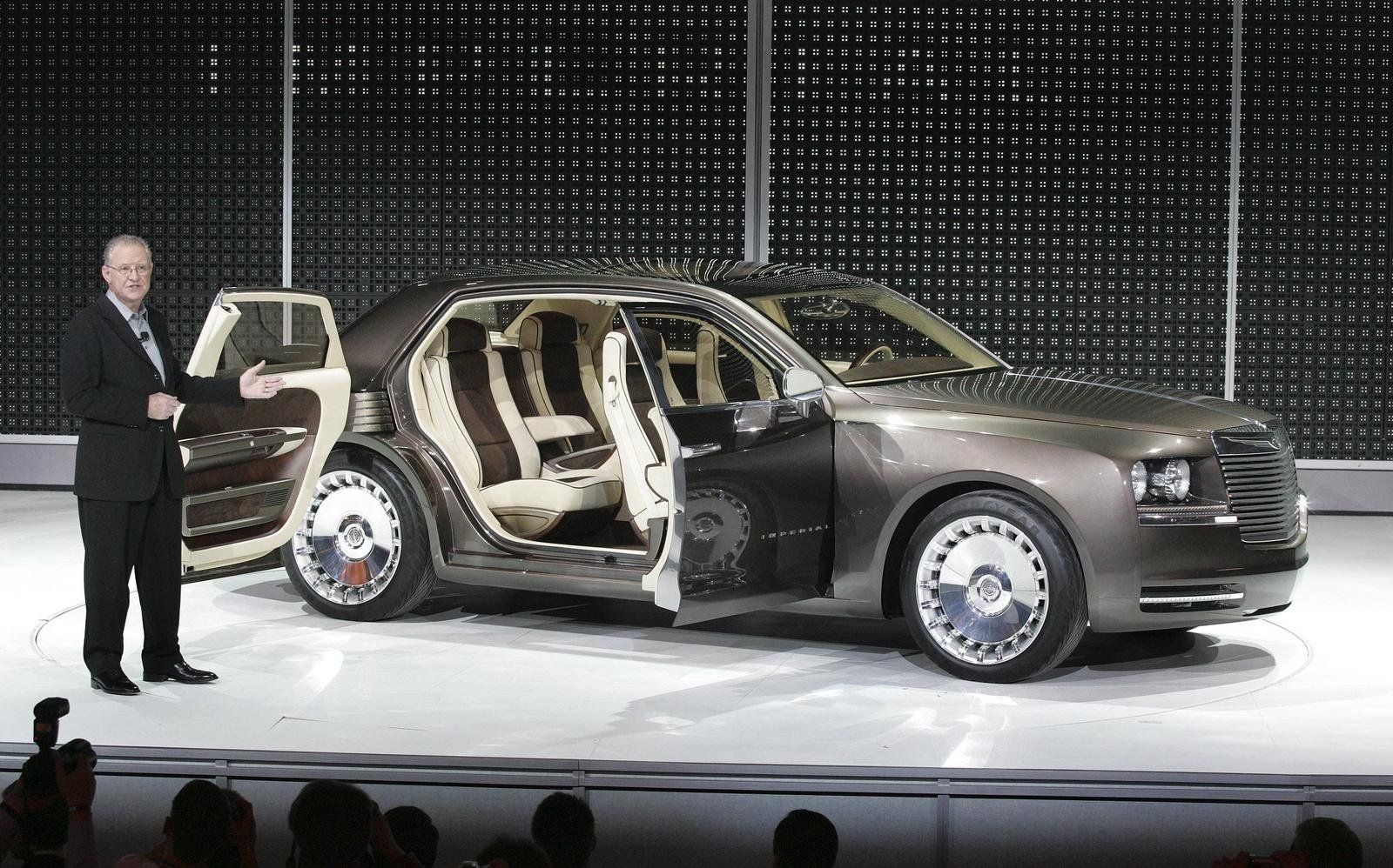 2006 Chrysler Imperial Concept Review - Top Speed