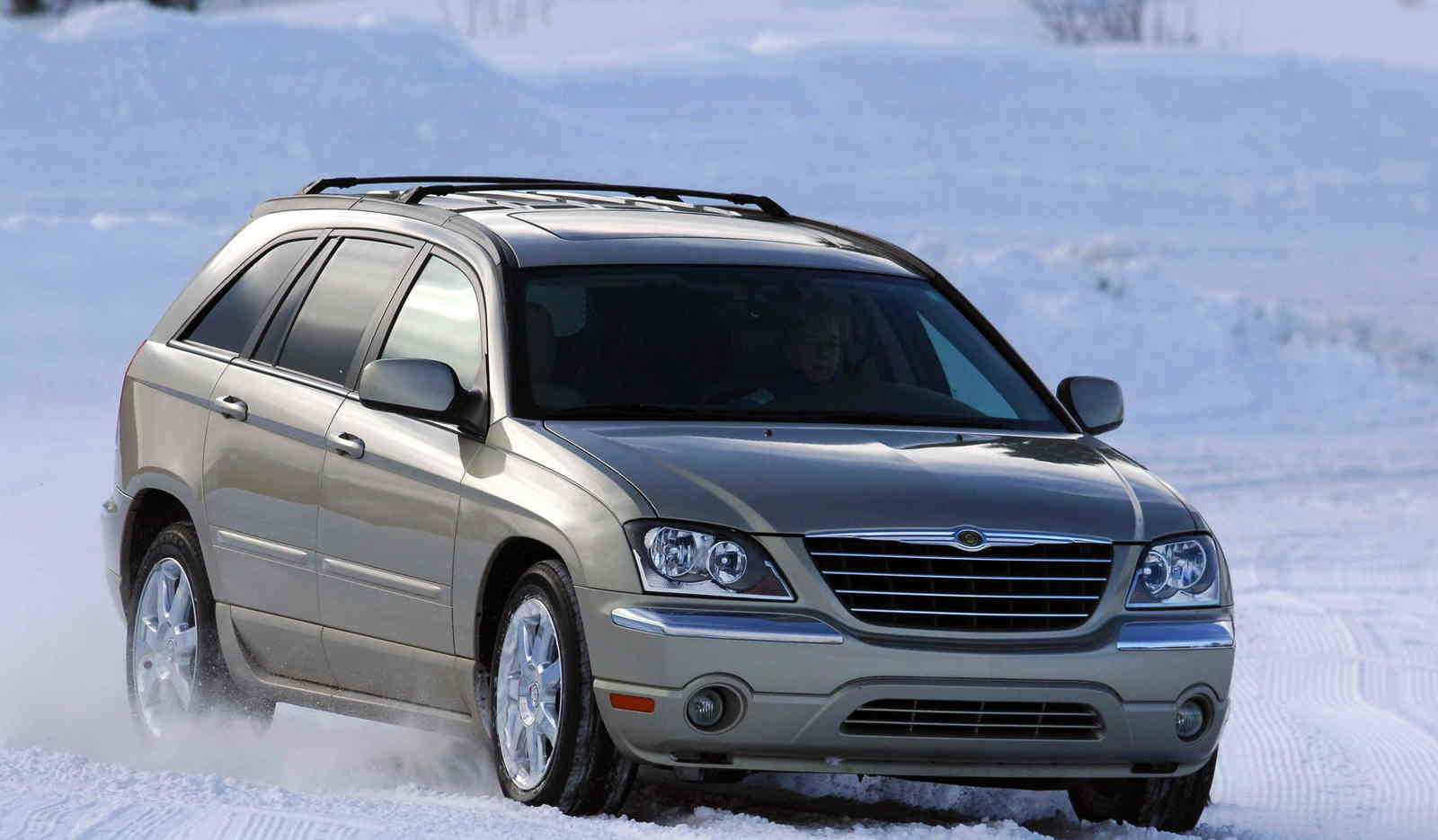 2006 chrysler pacifica picture 45477 car review top speed. Cars Review. Best American Auto & Cars Review