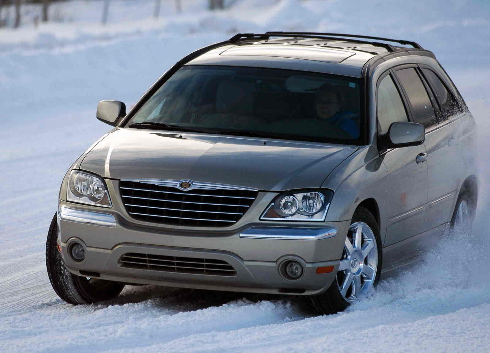 2006 chrysler pacifica review top speed. Black Bedroom Furniture Sets. Home Design Ideas