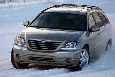 Chrysler Pacific 2006