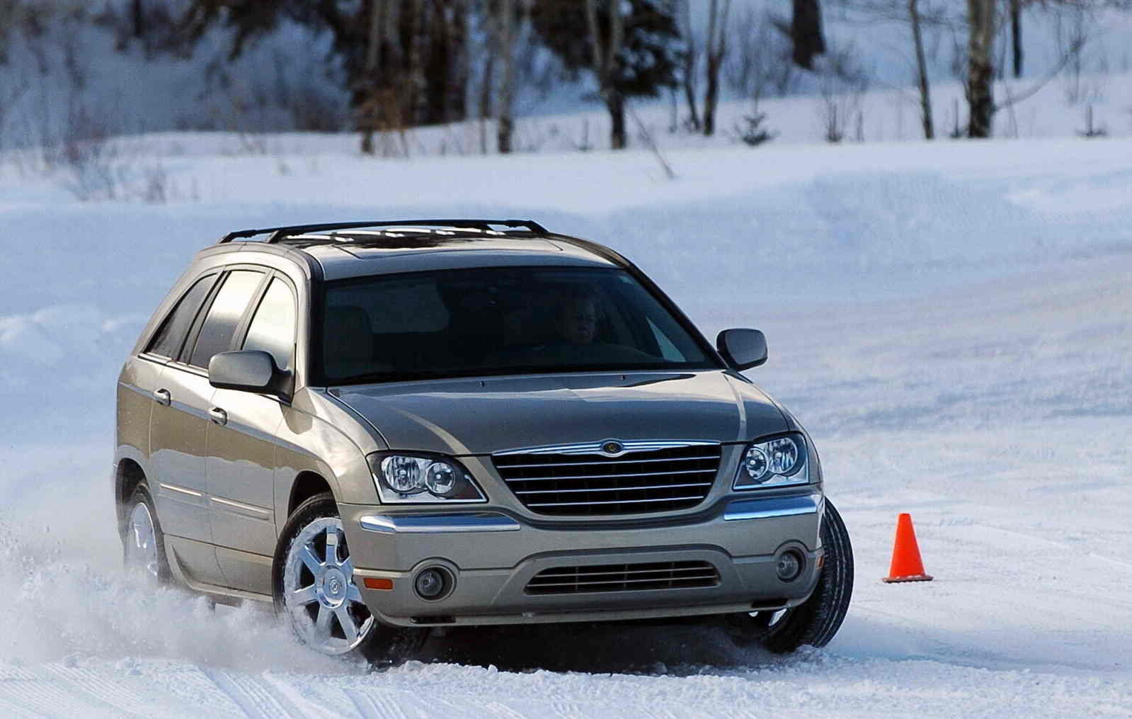 2006 chrysler pacifica picture 45474 car review top speed. Cars Review. Best American Auto & Cars Review