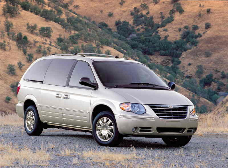 2006 Chrysler Town & Country - image 47237