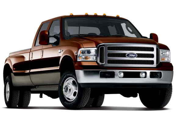 2006 Ford F-350 | car review @ Top Speed