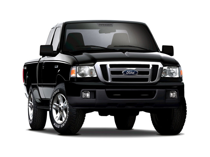 ford ranger reviews specs prices photos and videos. Black Bedroom Furniture Sets. Home Design Ideas