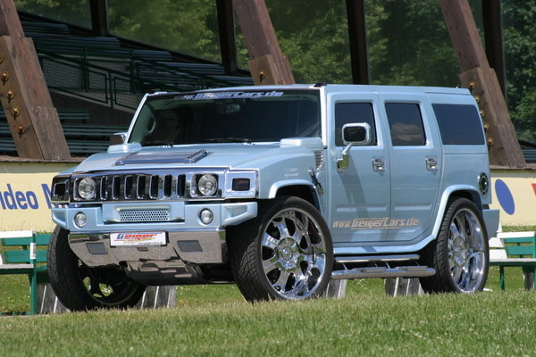 2006 geigercars hummer h2 car review top speed. Black Bedroom Furniture Sets. Home Design Ideas