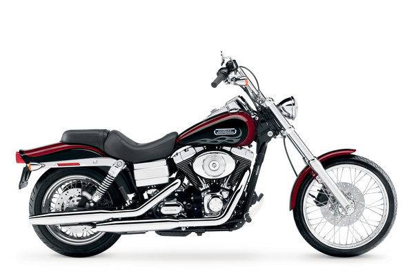2006 Harley Davidson Fxdwg I Dyna Wide Glide Review Top