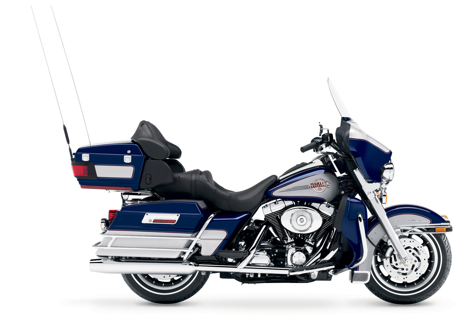 2006 Harley Davidson Ultra Classic Electra Glide Review