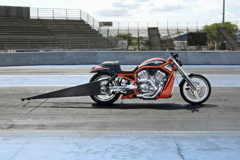 2006 Harley-Davidson VRXSE Screamin' Eagle V ROD DESTROYER - image 44658