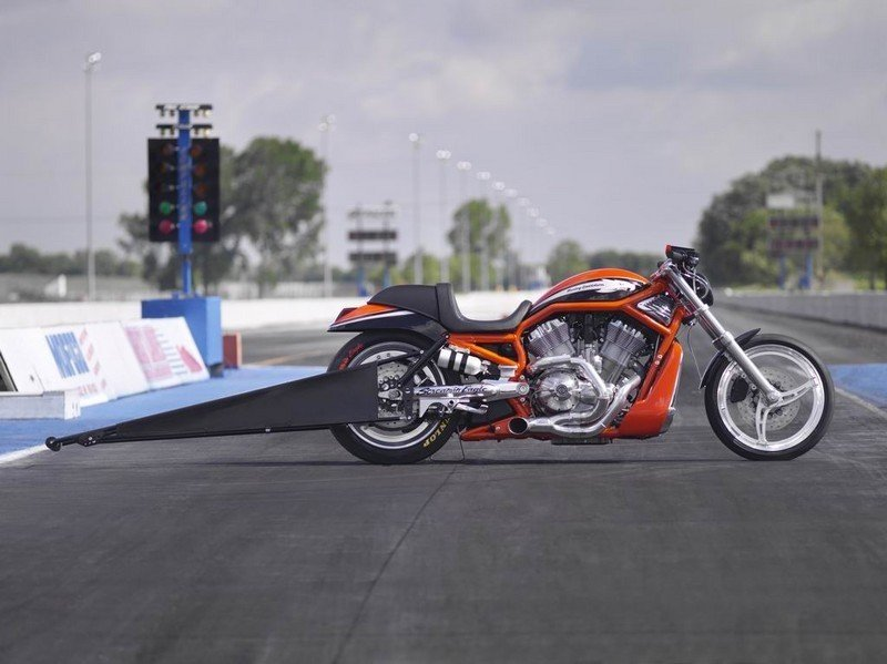 2006 Harley-Davidson VRXSE Screamin' Eagle V ROD DESTROYER - image 44663