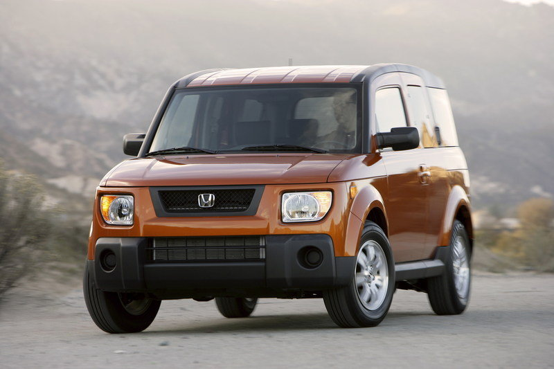 2006 honda element review top speed. Black Bedroom Furniture Sets. Home Design Ideas