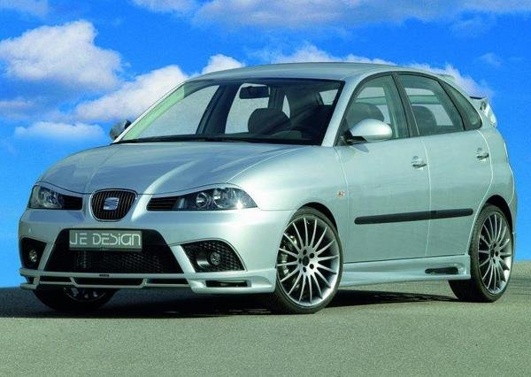 2006 je design seat ibiza car review top speed. Black Bedroom Furniture Sets. Home Design Ideas