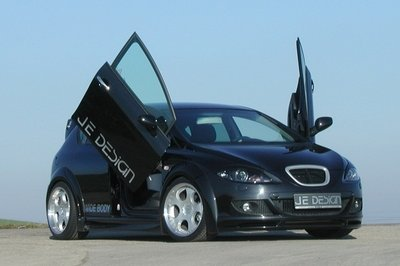 2006 Je Design Seat Leon Wide Body