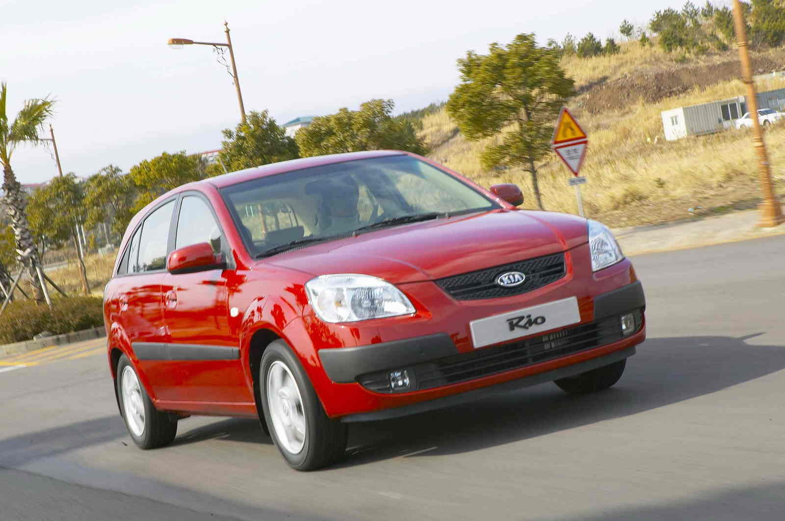 2006 Kia Rio Review Top Speed