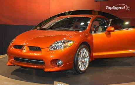 The Mitsubishi Eclipse is a two-door, four seat sports coupe/convertible