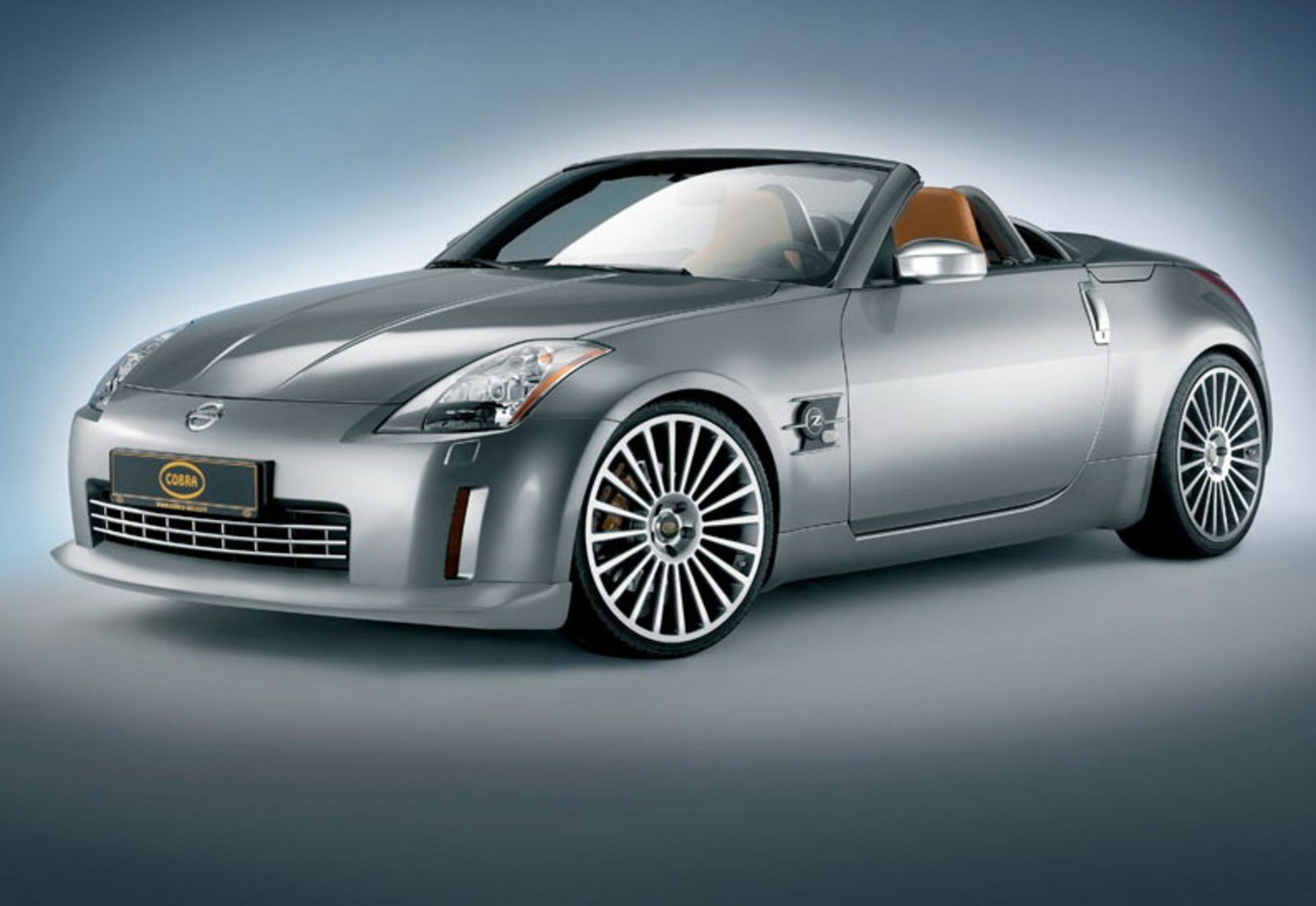 Superior 2006 Nissan 350Z Roadster