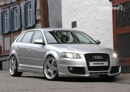 oettinger a3 sportback. In the 60th. year since its Founding,