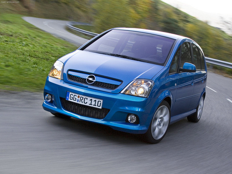 2006 opel meriva opc review top speed. Black Bedroom Furniture Sets. Home Design Ideas