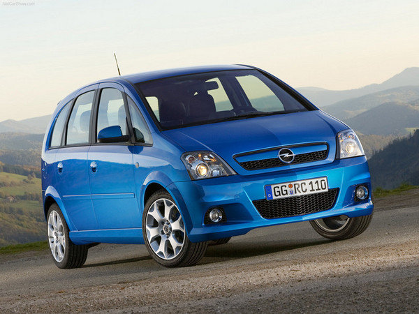 2006 opel meriva opc car review top speed. Black Bedroom Furniture Sets. Home Design Ideas