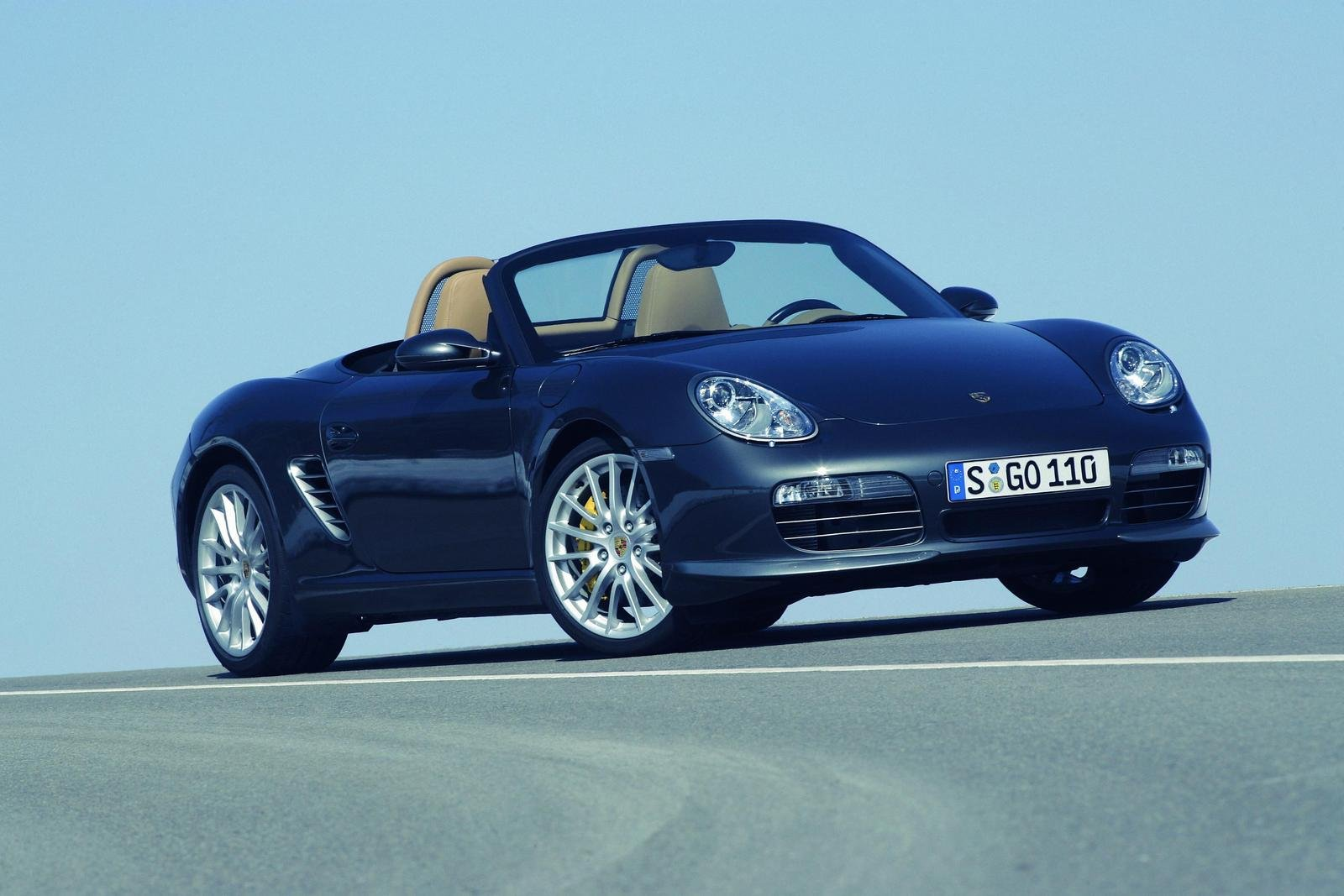 2006 porsche boxster sportdesign review gallery top speed. Black Bedroom Furniture Sets. Home Design Ideas