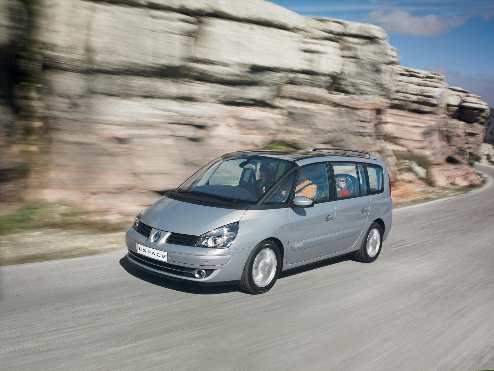 2006 renault espace iv picture 47389 car review top speed. Black Bedroom Furniture Sets. Home Design Ideas