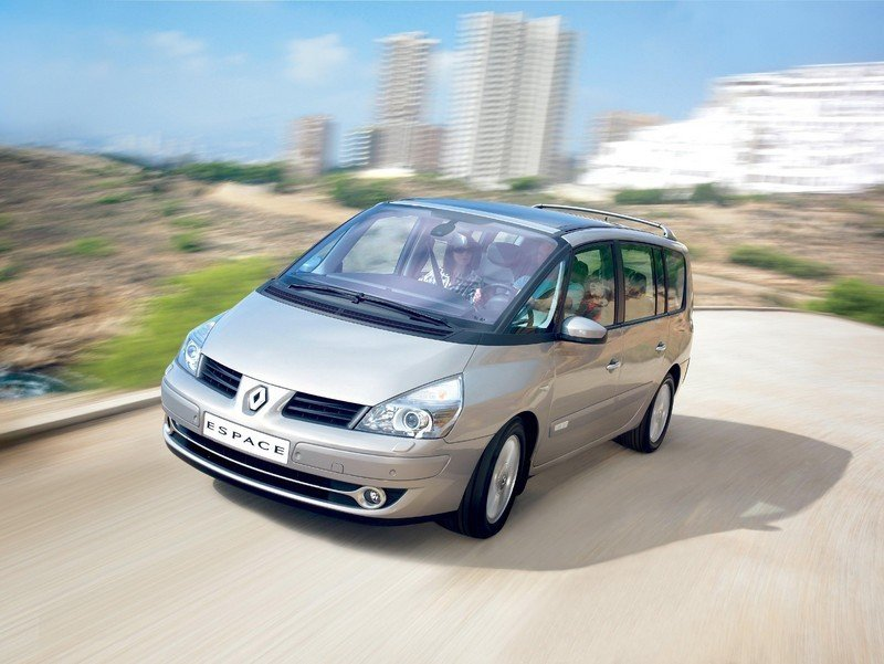 renault espace reviews specs prices top speed. Black Bedroom Furniture Sets. Home Design Ideas