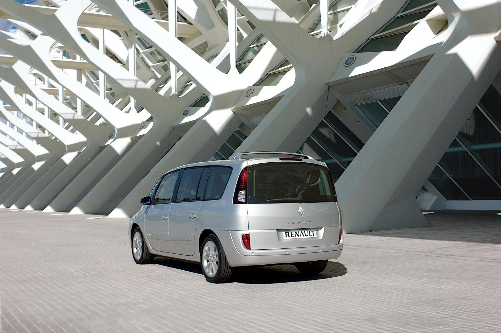 2006 renault espace iv picture 47391 car review top speed. Black Bedroom Furniture Sets. Home Design Ideas