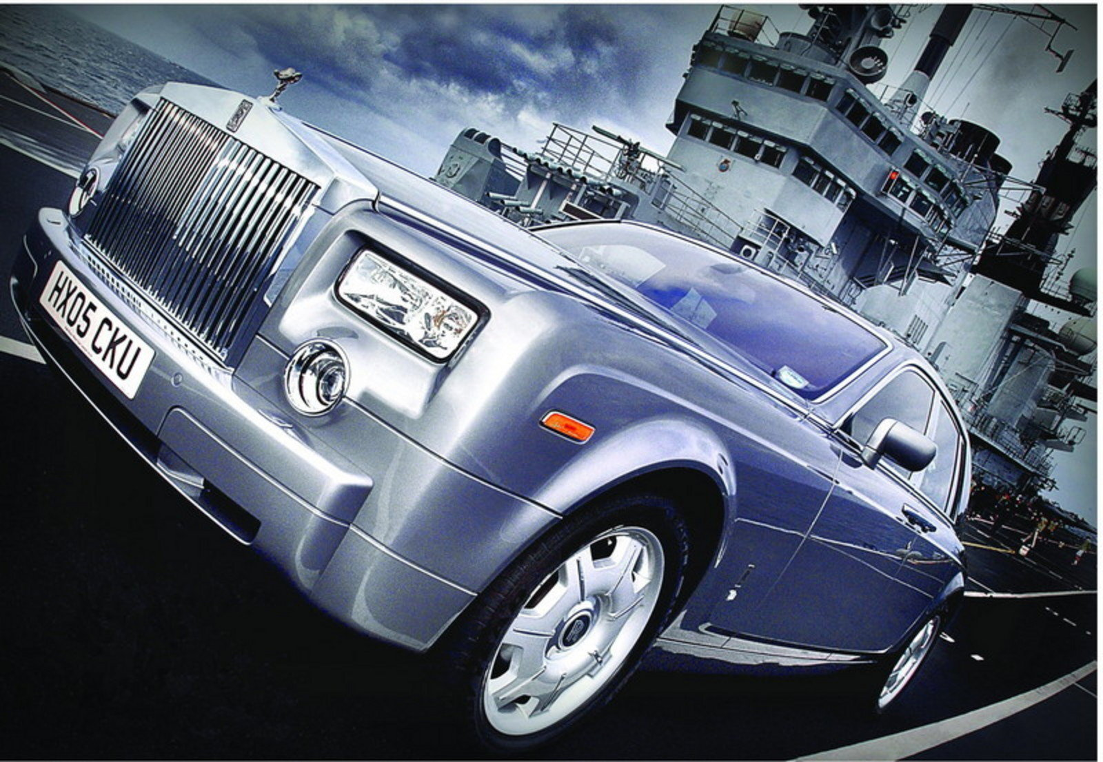 2006 Rolls Royce Royal Navy Flagship Top Speed