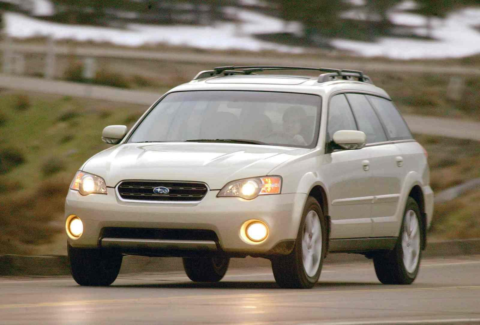 2006 subaru outback picture 44225 car review top speed. Black Bedroom Furniture Sets. Home Design Ideas