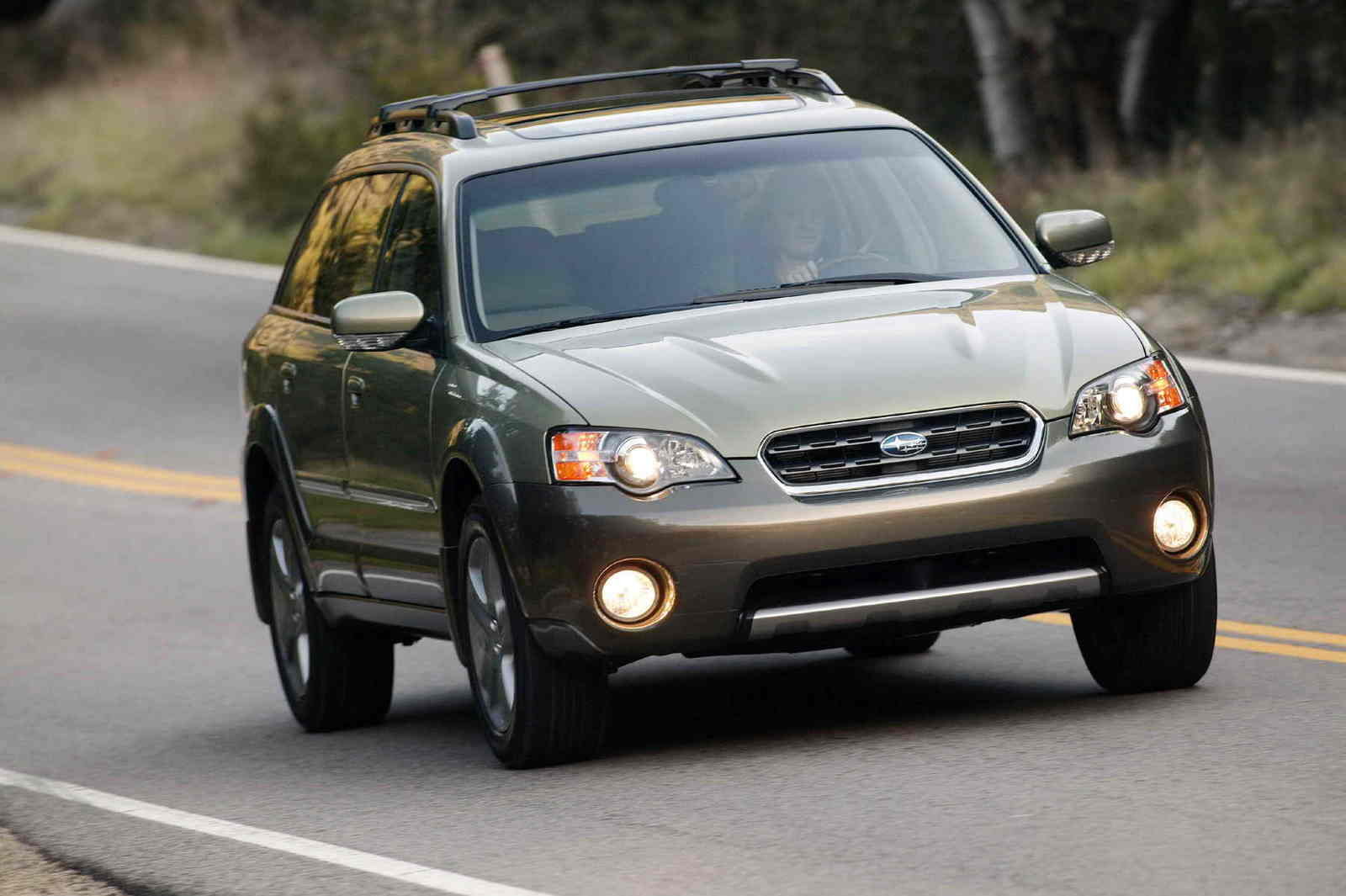 2006 Subaru Outback Review Top Speed