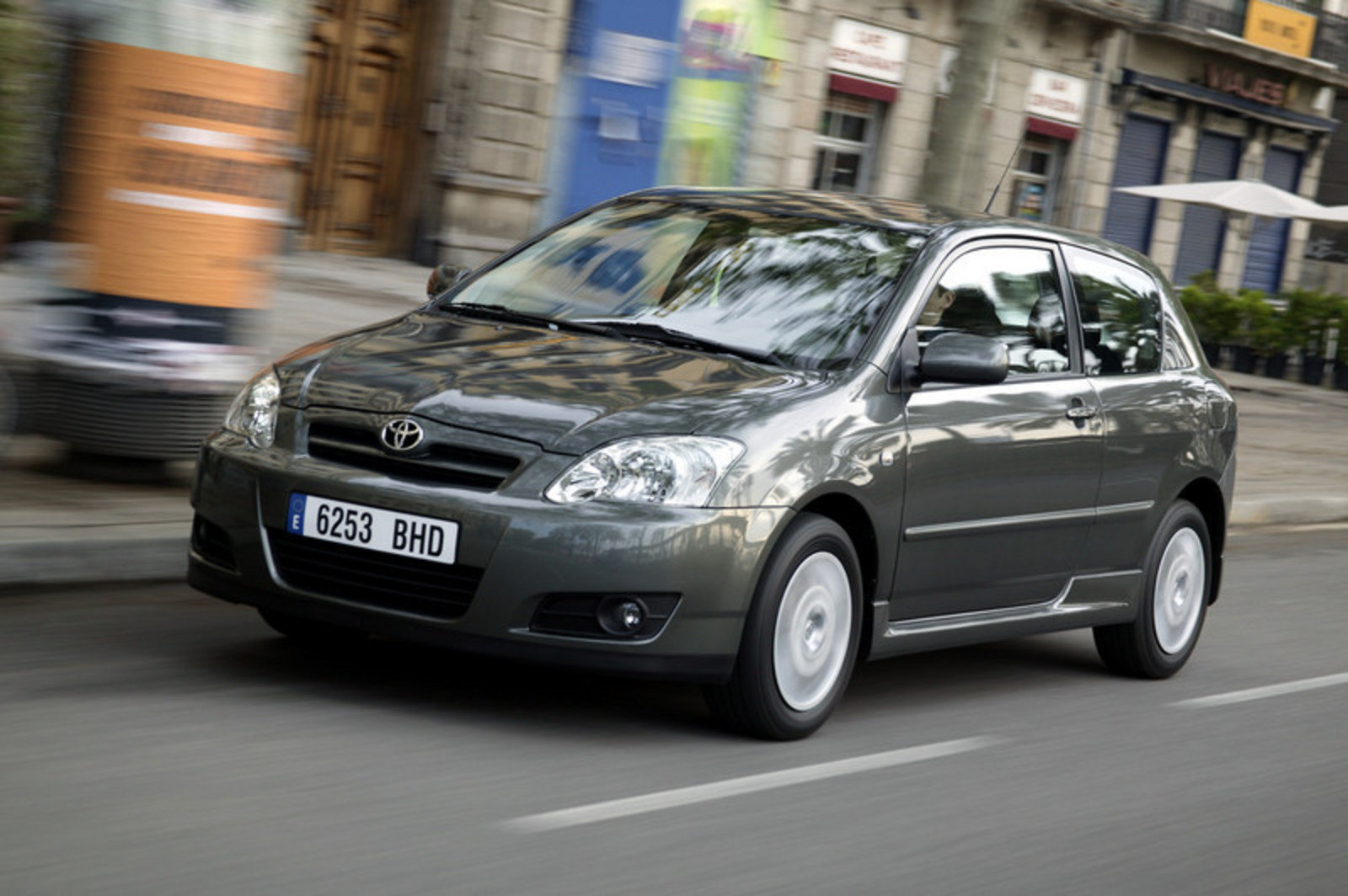 2006 toyota corolla review top speed. Black Bedroom Furniture Sets. Home Design Ideas