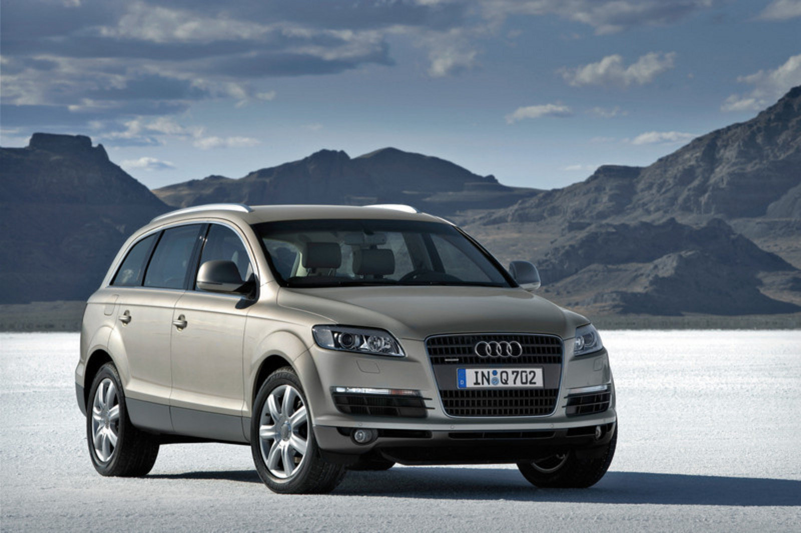 2007 audi q7 picture 45050 car review top speed. Black Bedroom Furniture Sets. Home Design Ideas