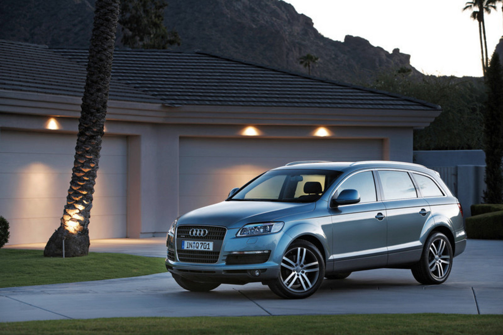 2007 audi q7 picture 45029 car review top speed. Black Bedroom Furniture Sets. Home Design Ideas