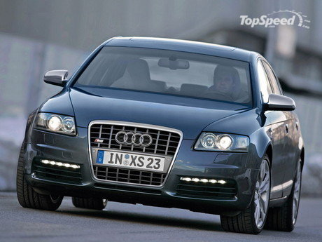Audi S6 Innovation and Efficiency