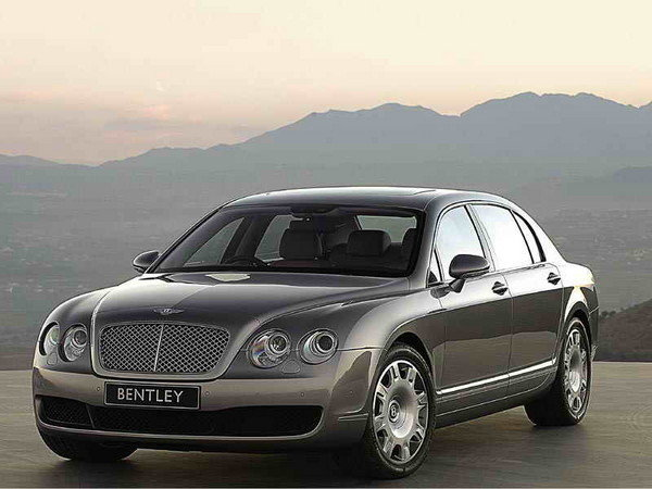2007 bentley continental flying spur car review top speed. Black Bedroom Furniture Sets. Home Design Ideas