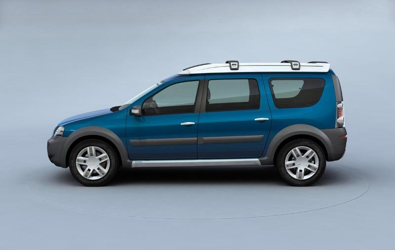 2007 Dacia Logan Steppe