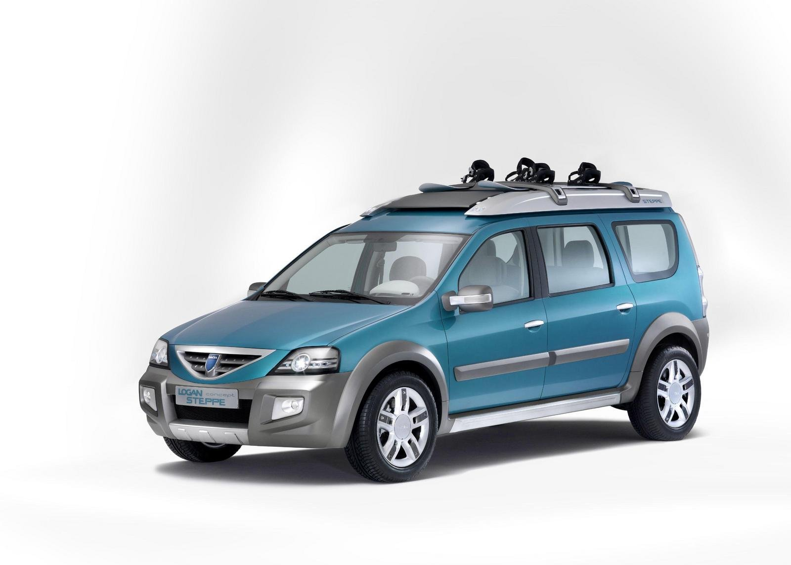 2007 dacia logan steppe review top speed. Black Bedroom Furniture Sets. Home Design Ideas