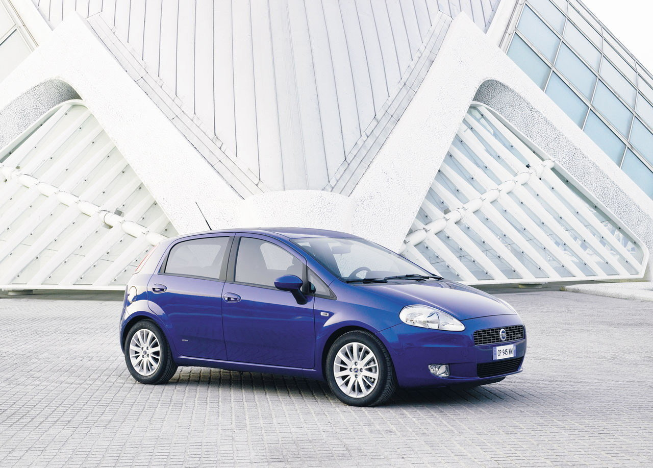 2007 fiat grande punto picture 47400 car review top speed. Black Bedroom Furniture Sets. Home Design Ideas