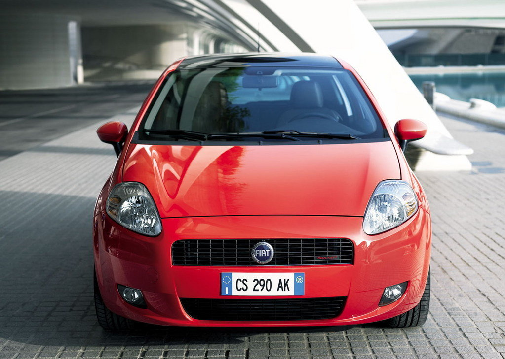 2007 fiat grande punto picture 47401 car review top speed. Black Bedroom Furniture Sets. Home Design Ideas