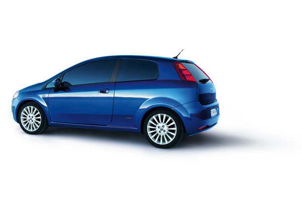 2007 fiat grande punto car review top speed. Black Bedroom Furniture Sets. Home Design Ideas