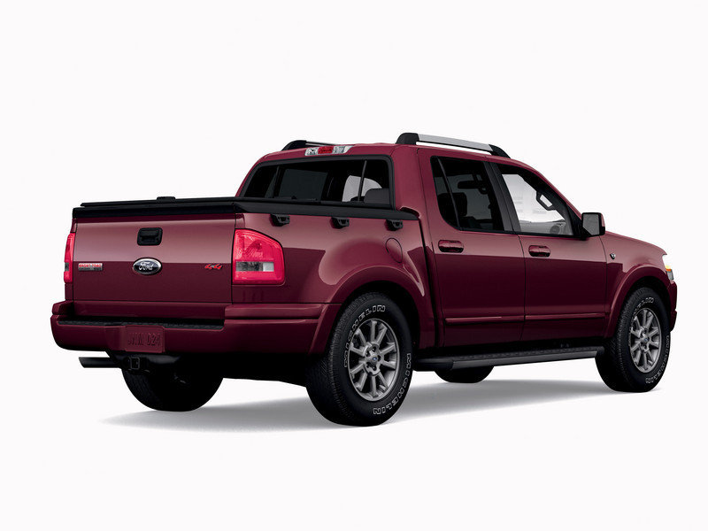 2007 Ford Explorer Sport Trac - image 45466