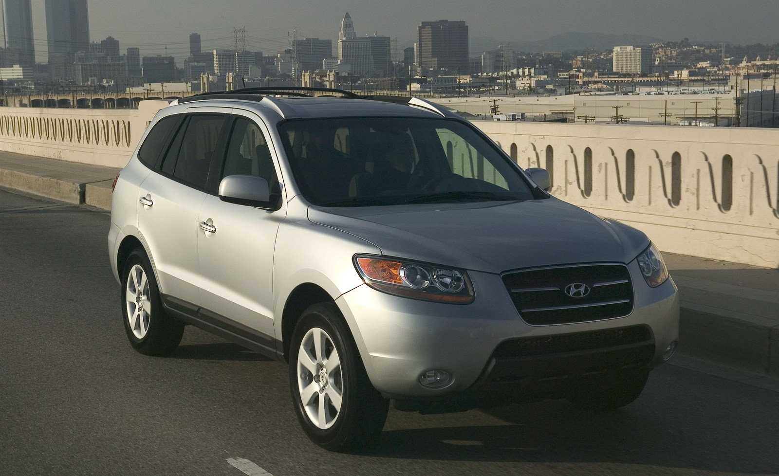 2007 hyundai santa fe review top speed. Black Bedroom Furniture Sets. Home Design Ideas