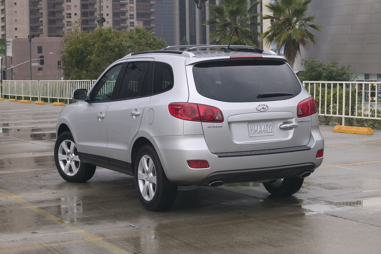 2007 hyundai santa fe picture 43618 car review top speed. Black Bedroom Furniture Sets. Home Design Ideas