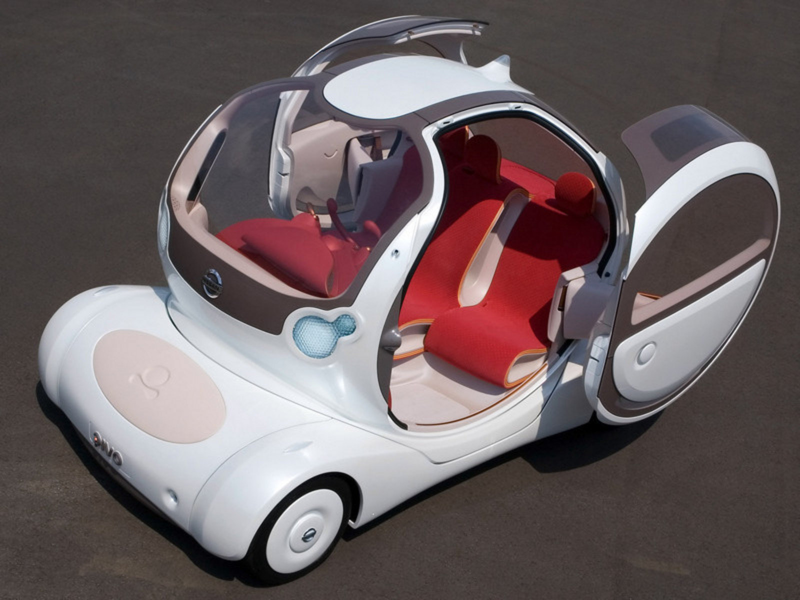 2007 Nissan Pivo Concept Review Top Speed