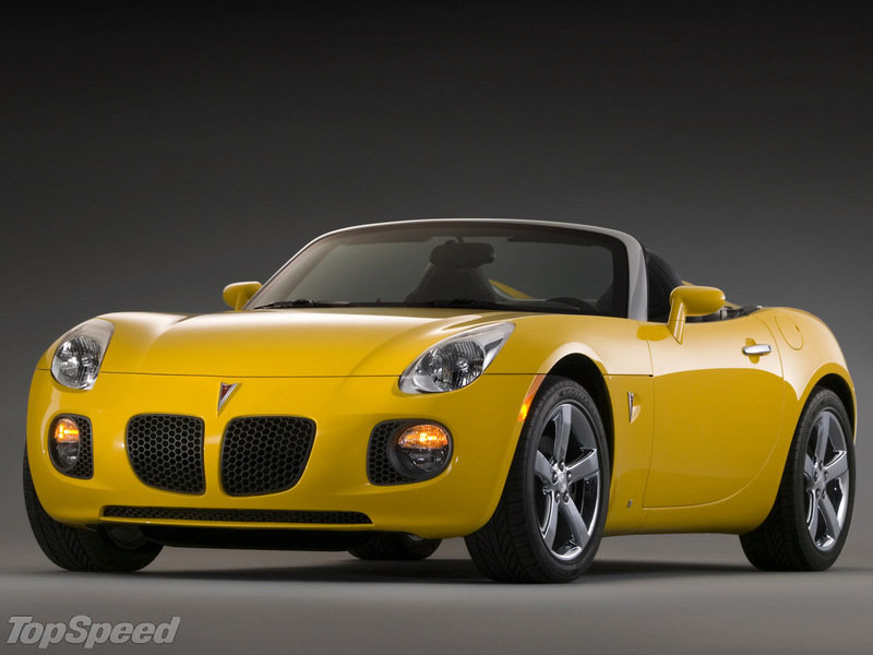 2007 Pontiac Solstice GXP To Get Direct Injection System