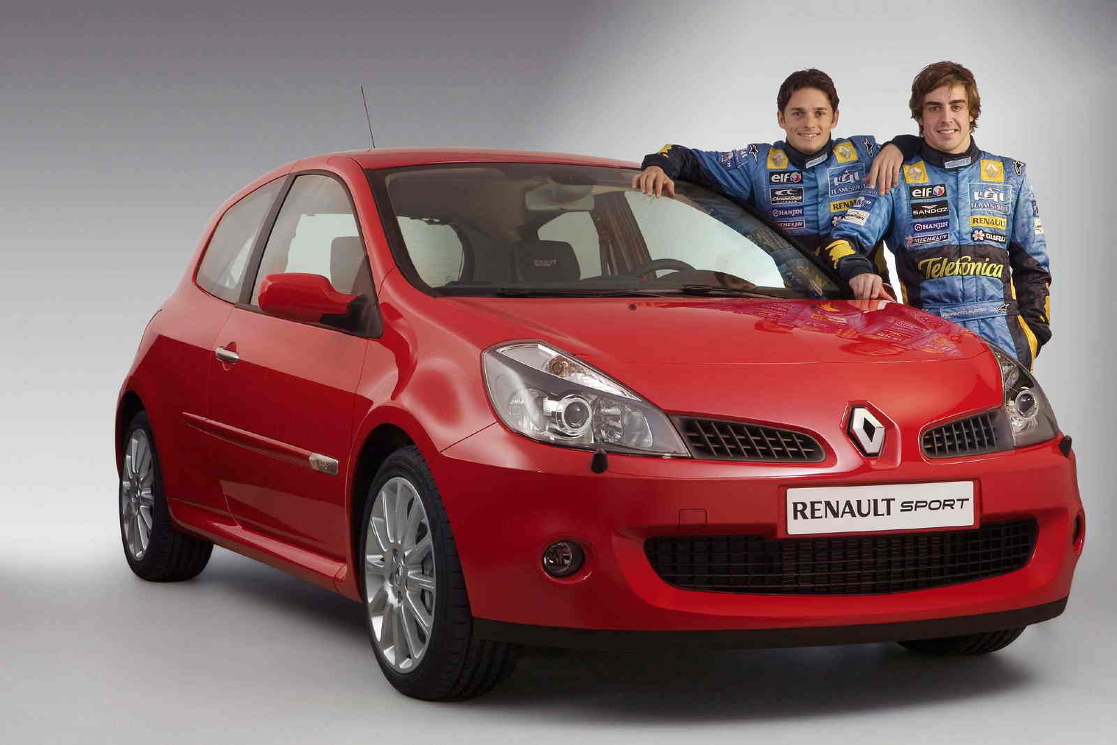 2007 renault clio rs picture 43474 car review top speed. Black Bedroom Furniture Sets. Home Design Ideas