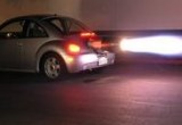 2007 volkswagen beetle jet powered review top speed for Jet cars review